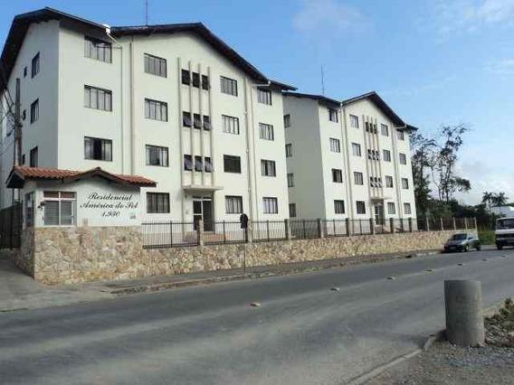 Apartamento No América Com 3 Quartos Para Locação, 90 M² - 5111