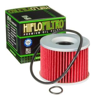 Filtro De Aceite Premium Para Moto Hiflofitro Hf401 Kawasaki