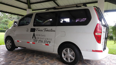 Alquiler Vans Meta- Bogotá- Servicio Turístico - Ejecutivo