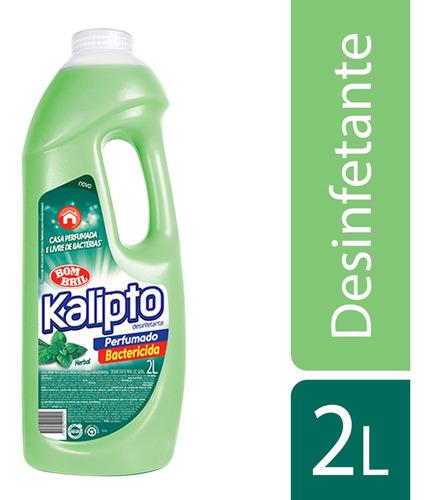 Imagem 1 de 1 de Desinfetante Kalipto Herbal 2l
