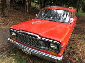 Jeep Wagoner 1979 Wagoner 4x4 1979 4x4 Vagoneta