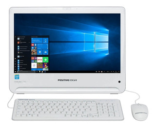 All In One Positivo Bgh One 2360i Intel Core I5 Windows 10 Home 4gb 500gb