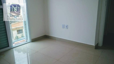Sobrado Com 2 Dormitórios À Venda, 70 M² Por R$ 305.000 - Jardim Utinga - Santo André/sp - So2475