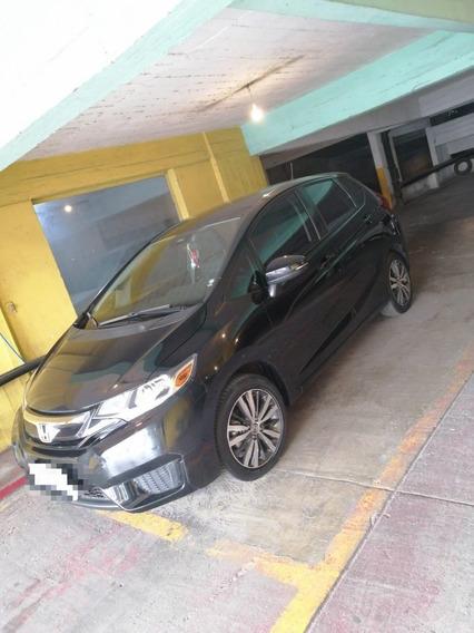 Honda Fit 1,5 Ex Automático - Único Dueño 18mil Km.