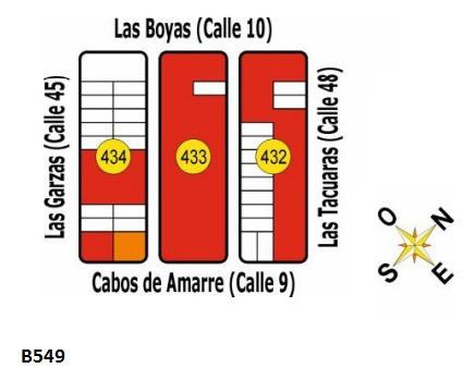 B549 Solares En Uruguay - La Esmeralda - Dpto De Rocha