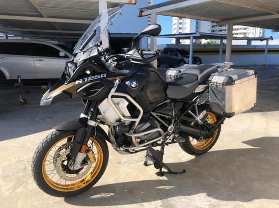 Bmw R 1250 Gs Adventure Exclusive 2020 Con Maletas Laterales