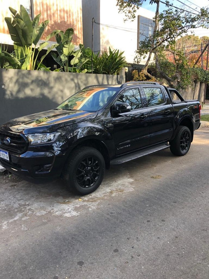 Ford Ranger Limited Black Edition Automatica