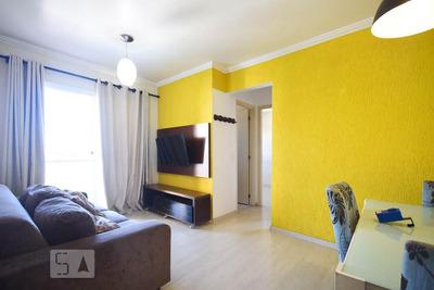 Apartamento No 10º Andar Mobiliado Com 2 Dormitórios E 1 Garagem - Id: 892918102 - 218102