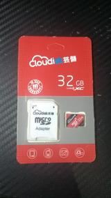 Cartão De Memória Cloudisk 32gb Classe 10
