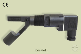 Sensor De Nível Icos La32np Com Conector Din 43650 - B