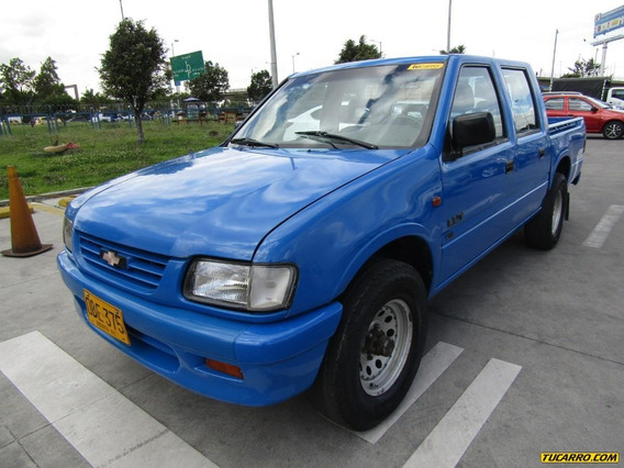Chevrolet Luv Tfr 4x4