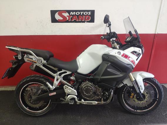 Yamaha Xt 1200 Z Super Tenere 2013 Branca Branco