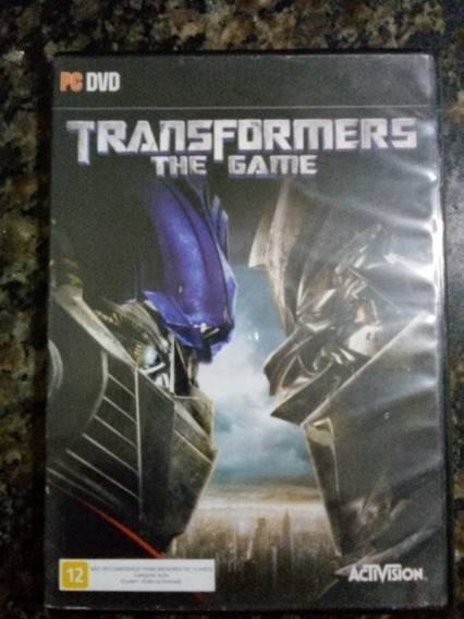 Game Transformers The Game Pc