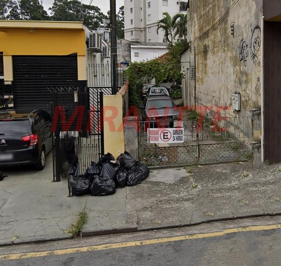 Terreno Em Parada Inglesa - São Paulo, Sp - 343524