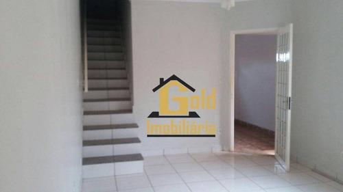 Casa Para Alugar No Parque São Sebastião - Ca0546