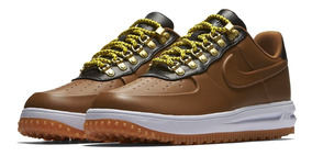 Tênis Nike Lunar Force 1 Duckboot Low Brown