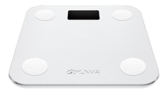 Báscula digital Yunmai Mini blanca