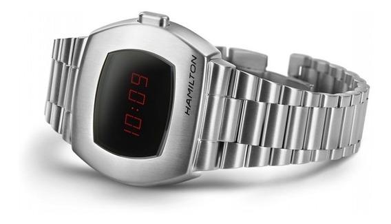 Hamilton Psr Digital Quartz Quartz Watch