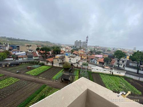 Cobertura À Venda, 94 M² Por R$ 360.000,00 - Vila Pires - Santo André/sp - Co0726