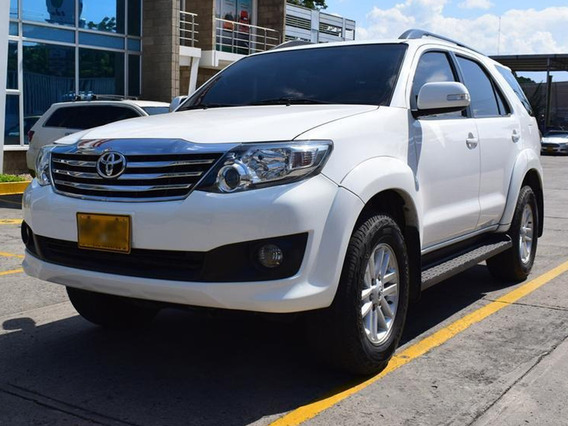 Toyota Fortuner Wagon