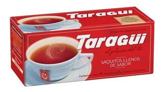Té Taragui X 25 Saq