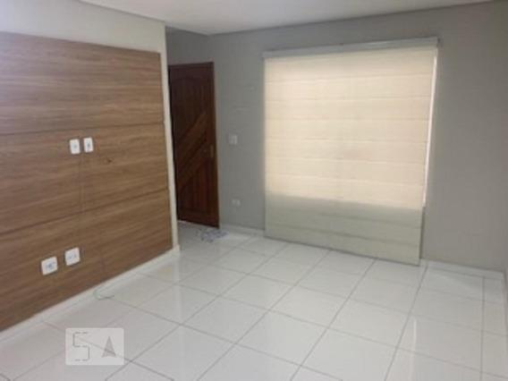 Casa Para Aluguel - Vila Constança, 2 Quartos, 60 - 893056931