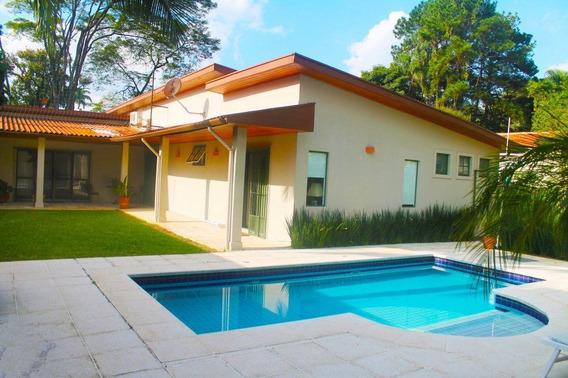 Casa Térrea Reformada À Venda No Alto Da Boa Vista, 3 Suítes E Lazer - 375-im6245