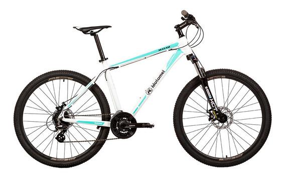 Bicicleta Mountain Bike Rodado 27,5 Talle M Motomel Blanca