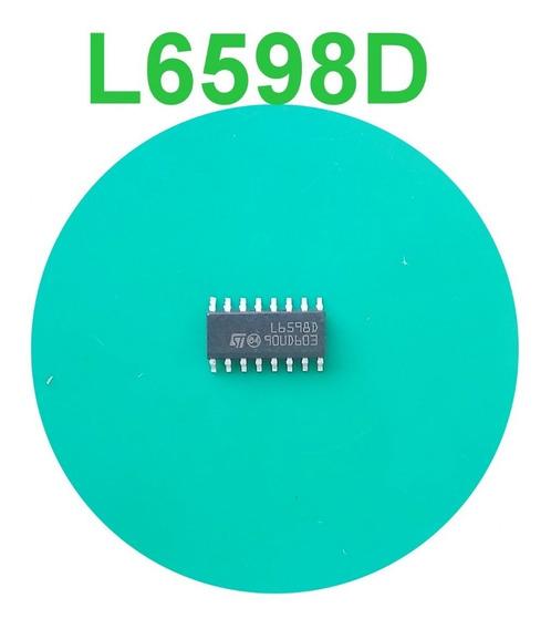 L6598d Circuito Integrado Smd L6598 D # Kit C/ 2 Peças