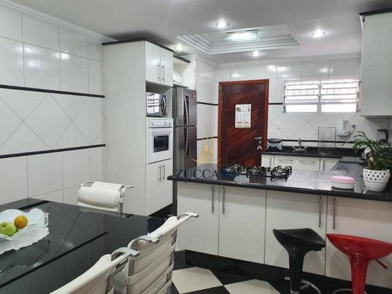 Sobrado Com 3 Dormitórios À Venda, 296 M² Por R$ 750.000 - Macedo - Guarulhos/sp - So4369