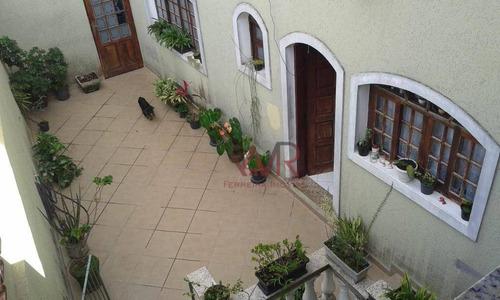Sobrado Com 3 Dormitórios À Venda Vila Formosa - So0409