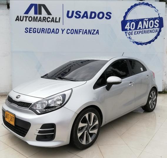 Kia Rio Ub Ex Modelo: 2017