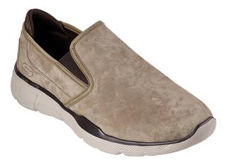 Zapatillas Skechers Equalizer 3 Substic Hombre Caminata