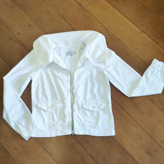 Jaqueta Branca Siberian