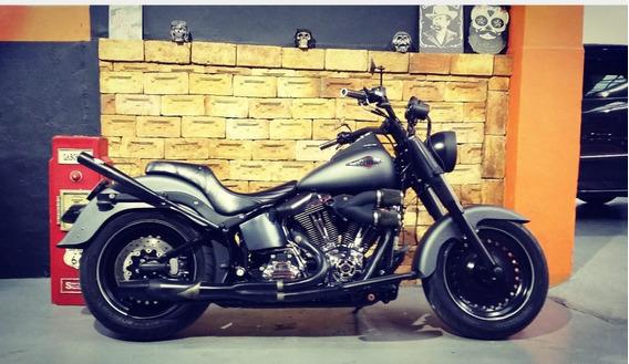 Harley Davidson Softail Fatboy 2007