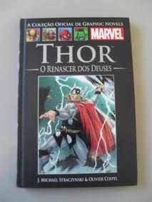 Hq Thor O Renascer Dos Deuses - Ed. Salvat Nº 52 - Rav73