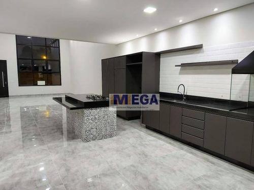 Casa Com 3 Dormitórios À Venda, 191 M² Por R$ 1.099.900,00 - Capuava - Valinhos/sp - Ca2234