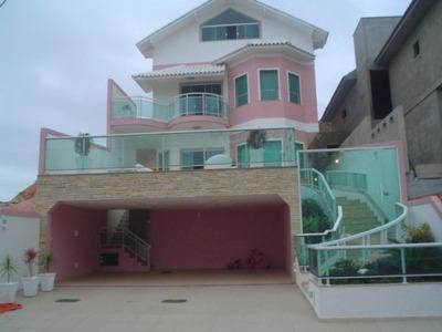 Excelente Casa 4 Suítes - No Vale Dos Cristais - 0014