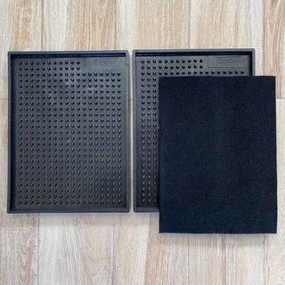 Tapete Sanitizante Con Secado Incluido 40x30