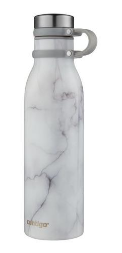 Garrafa Squeeze Térmico Matterhorn Contigo 591ml Aço Inox