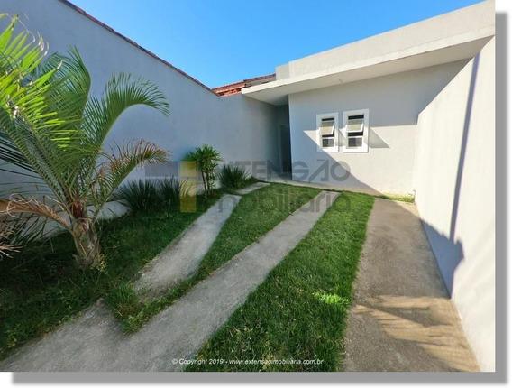 Casa Com 02 Dormitórios E 59m² - 77