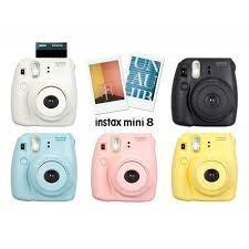 Câmera Fujifilm Instax Mini 9 Colors Polaroid - Original