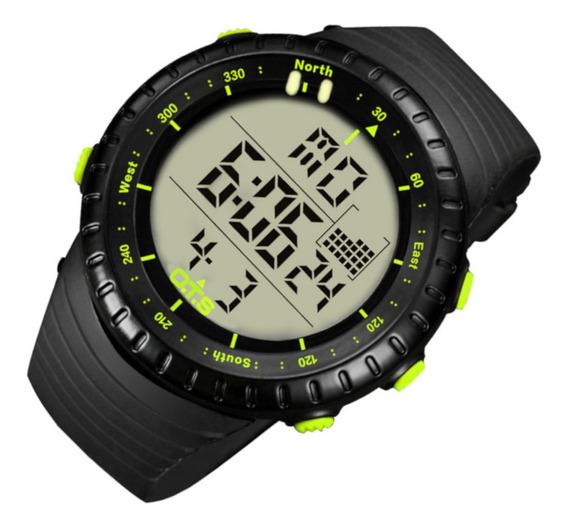 Relógio Masculino Ots 7005 Res Água P/c/a Sport 12 Vezes