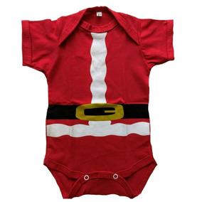 Bore Body Papai Noel Menina Menino Unissex P M Ou G Natal