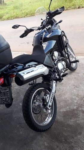 Yamaha Tenere 250 Cilindrad