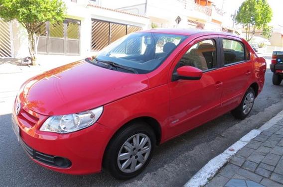 Volkswagen Voyage 1.6 Mi Trend 8v Flex 4p Manual 2012/2013