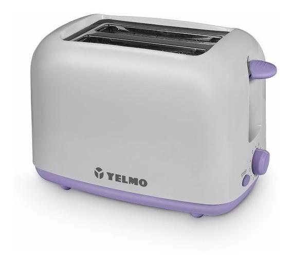 Tostadora Automática Yelmo To-3006 700 Watts 6 Niveles