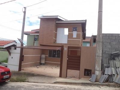 Sobrado Em Nova Atibaia, Atibaia/sp De 175m² 3 Quartos À Venda Por R$ 350.000,00 - So102955