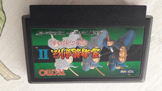 Nintendo Ninja Gaiden Ii Famicom Promoção