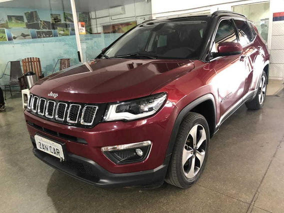 Jeep - Compass Longitude 2.0 Flex Aut 2017